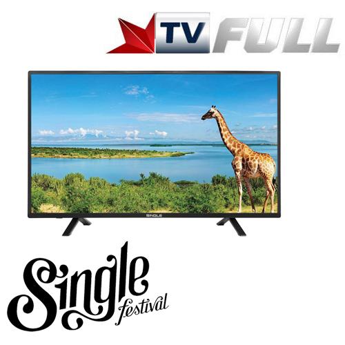 خرید تلویزیون سینگل 43 اینچ مدل 4317
