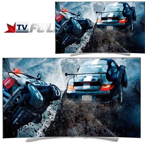 جدیدترین مدل تلویزیون دوو 65 اینچ مدل 9000