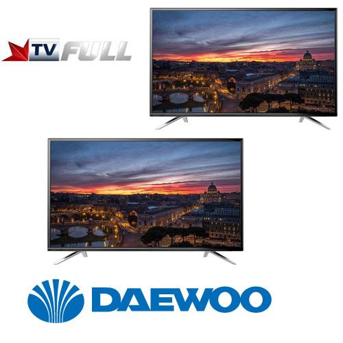 قیمت تلویزیون دوو 55 اینچ