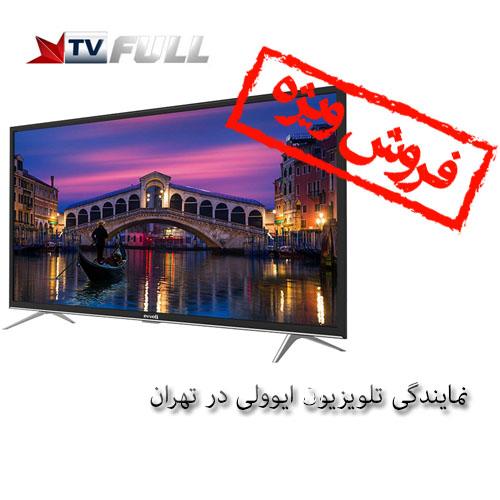 نمایندگی تلویزیون ایوولی در تهران