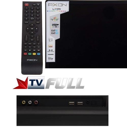 تلویزیون ال ای دی هوشمند آکسون