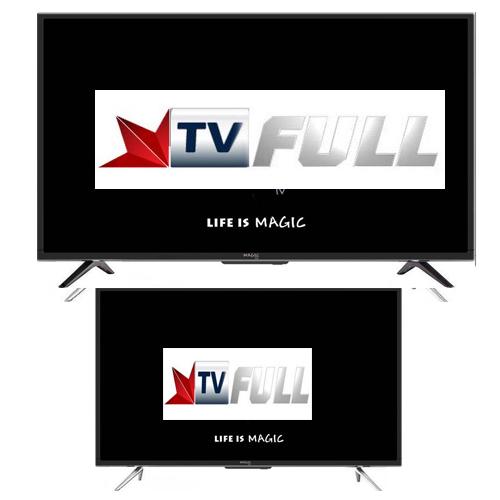 خرید تلویزیون مجیک 43 اینچ مدل MT43D1300