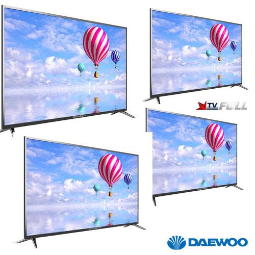 قیمت تلویزیون دوو 43 اینچ